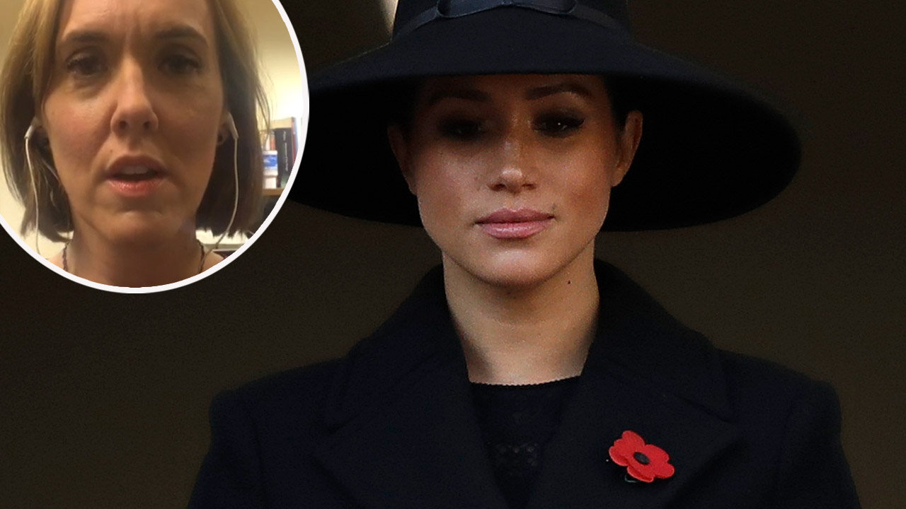 Meghan's 'raw' account of miscarriage applauded