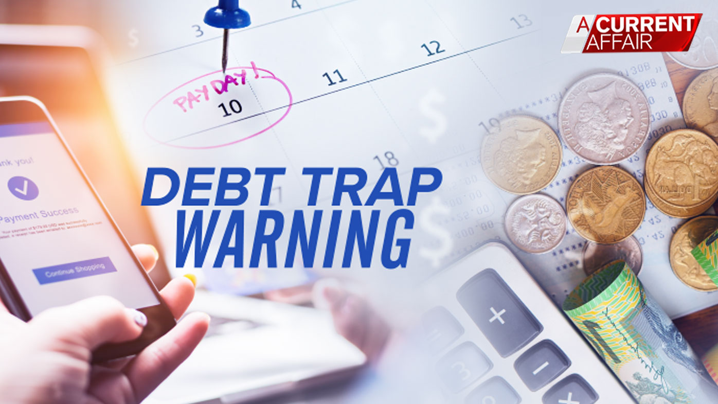 Debt trap warning