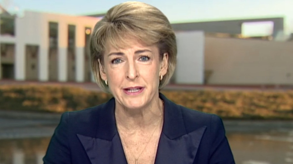 Michaelia Cash said government is doing 'everything they can' to bring Aussies home