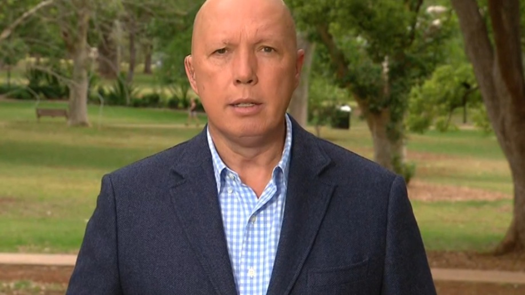 Peter Dutton said he feels 'terrible' for stranded Australians