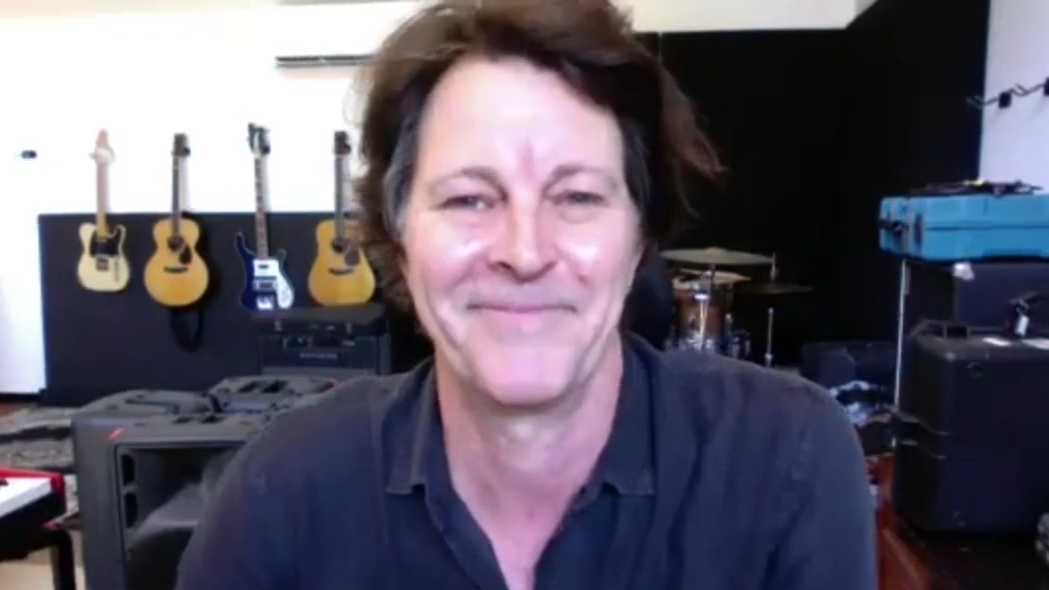 Powderfinger frontman reveals new album came about by chance