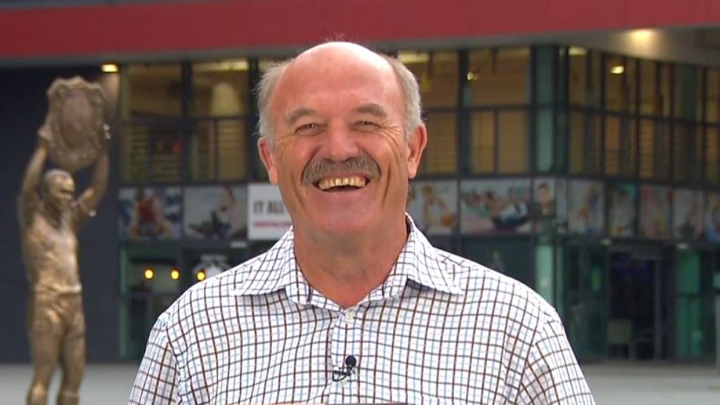 Wally Lewis reflects on incredible career