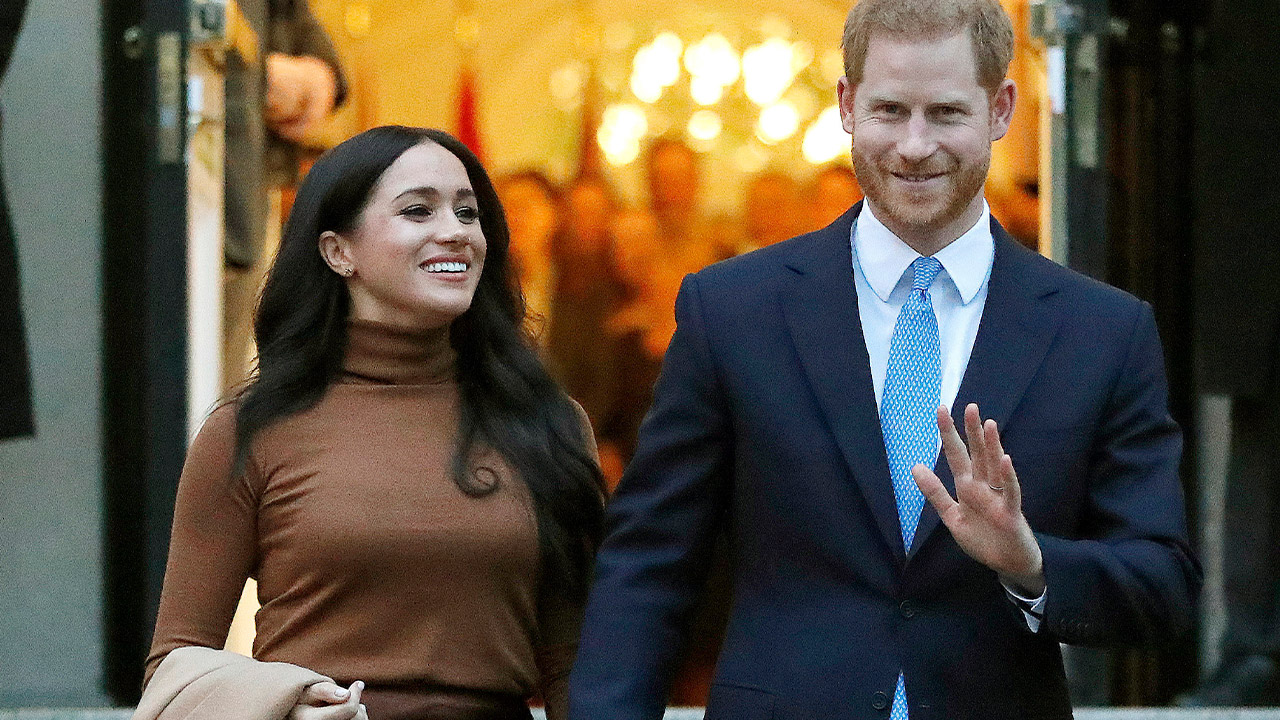 Olive branch extended to Harry and Meghan?