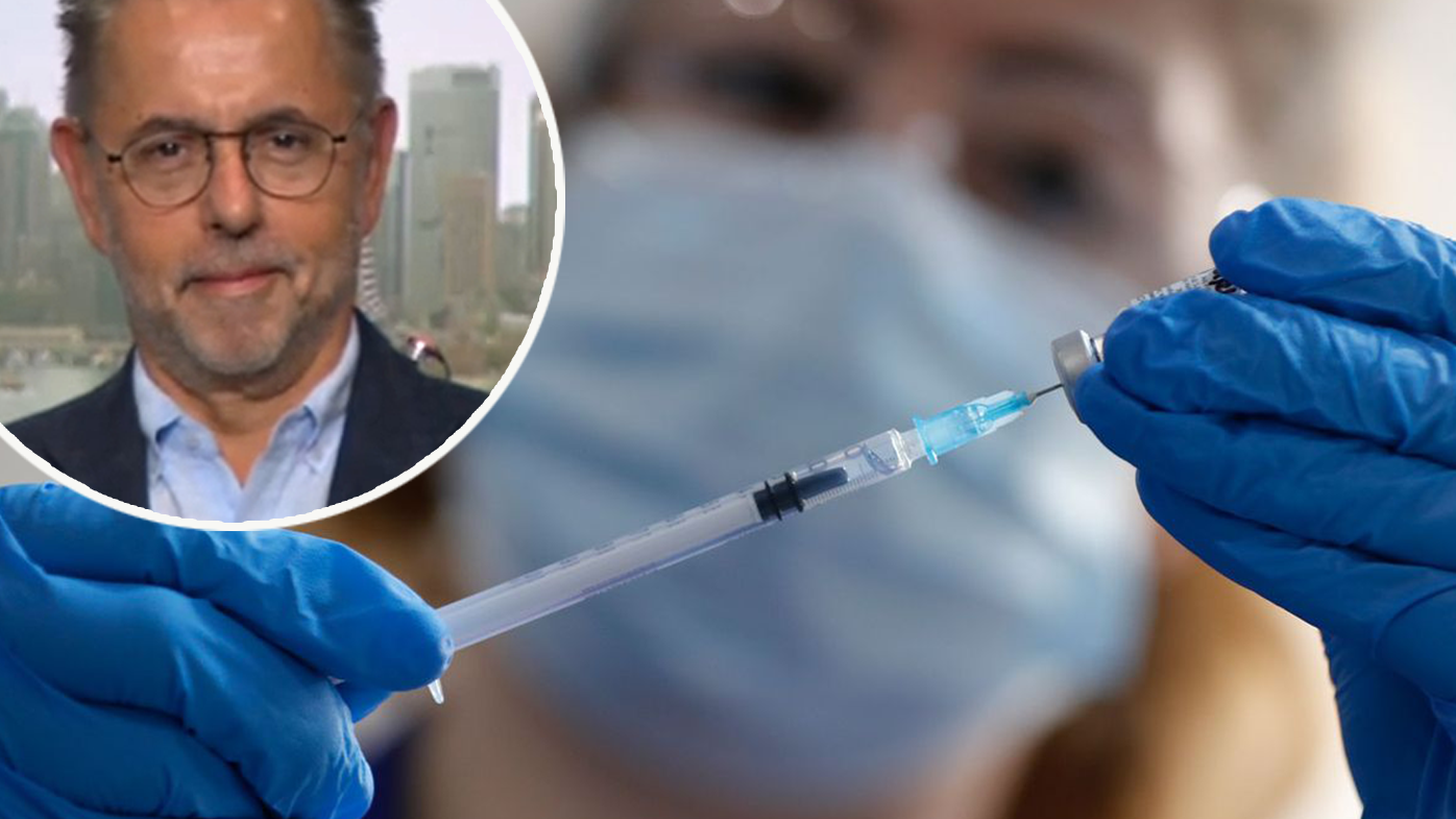 'Australia's most trusted doctor' breaks down nation's vaccine options