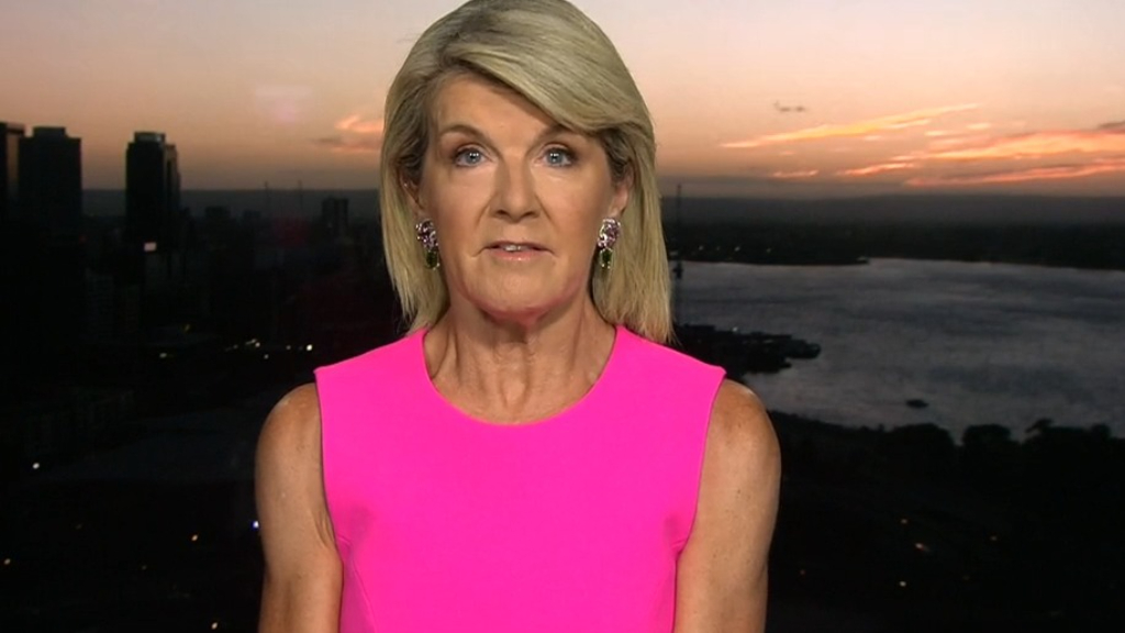 Julie Bishop on what to expect from Biden administration