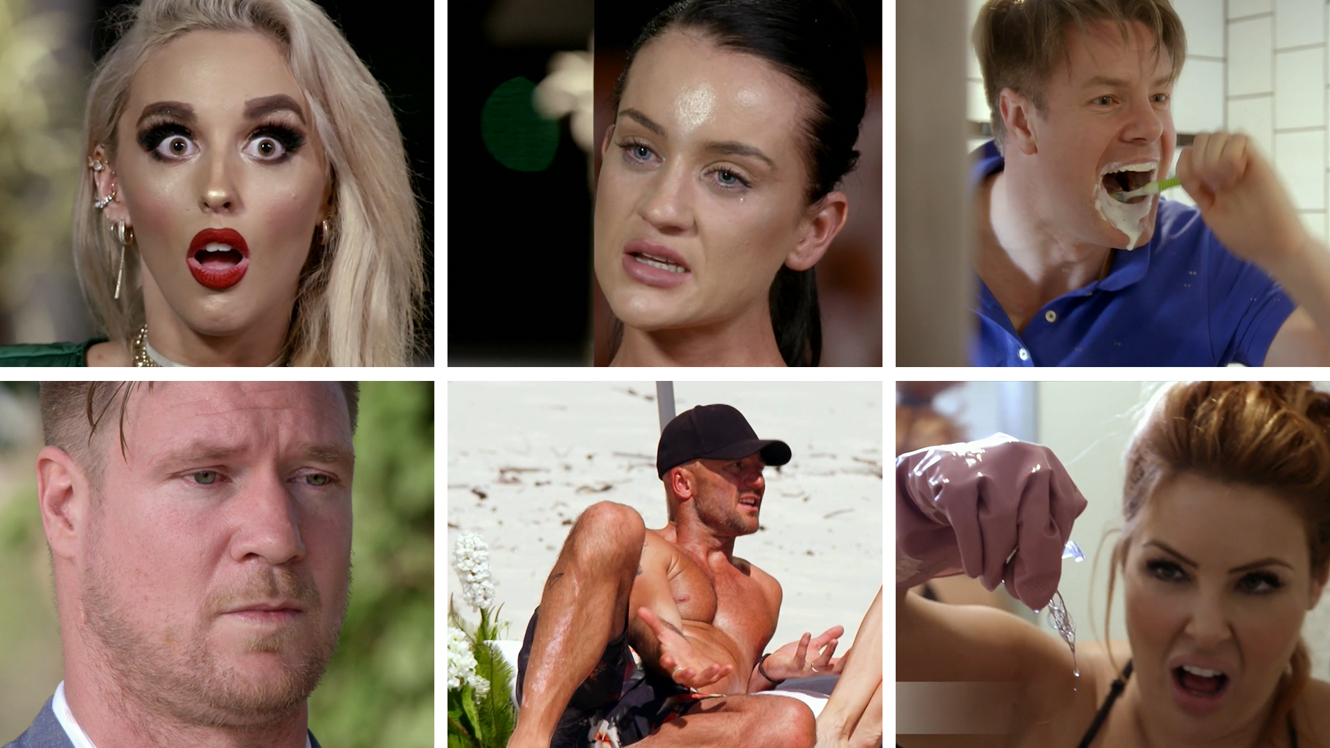 Moments that made MAFS brides and grooms unforgettable