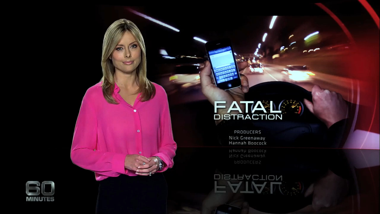 Fatal Distraction (2013)