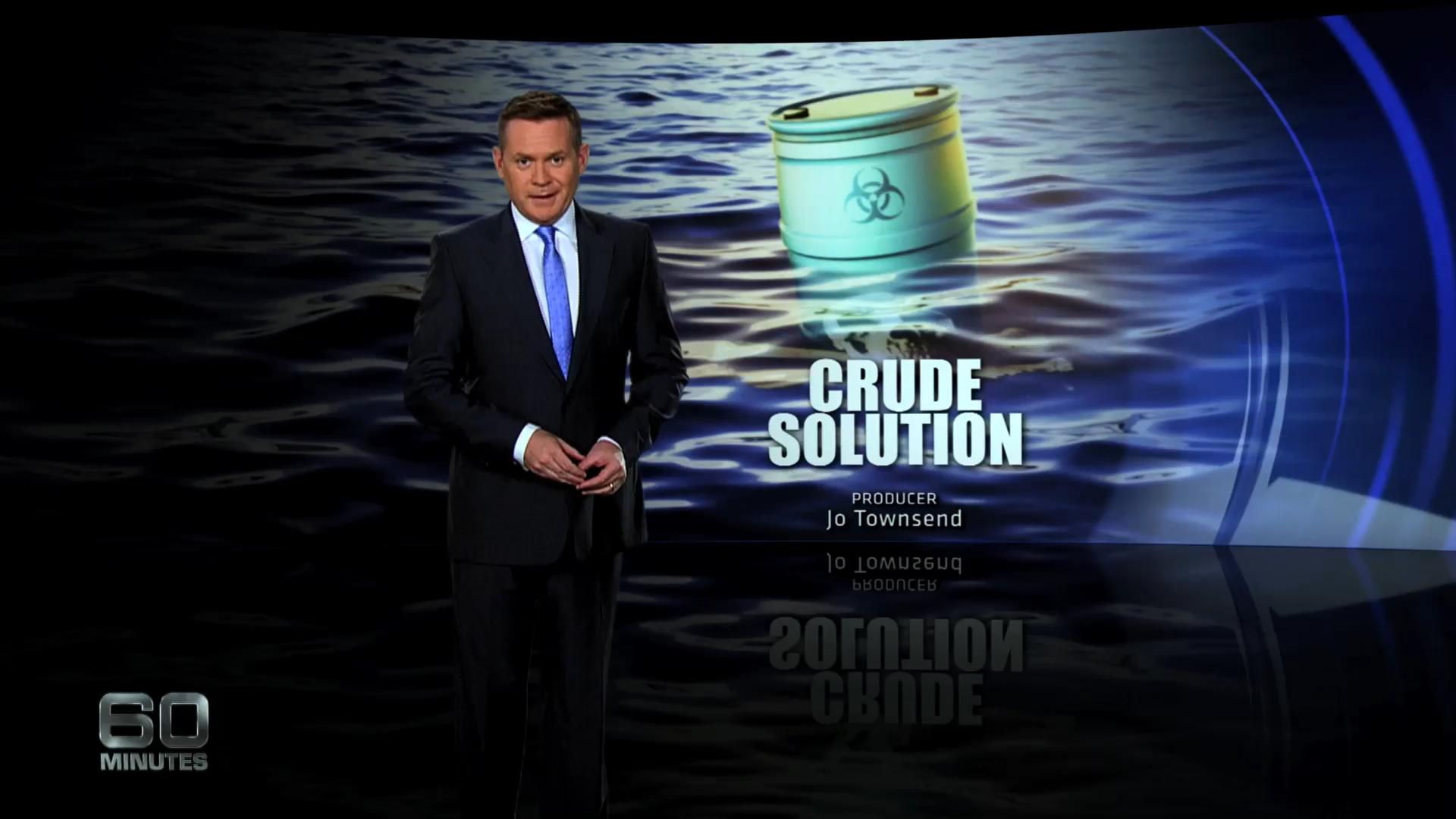 Crude Solution (2013)