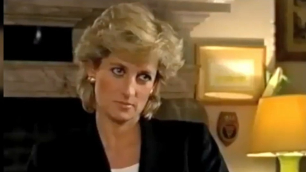 Princess Diana 'calm', 'relaxed' during bombshell interview