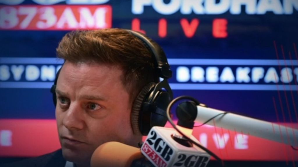 Ben Fordham weighs in on leaf blower debate