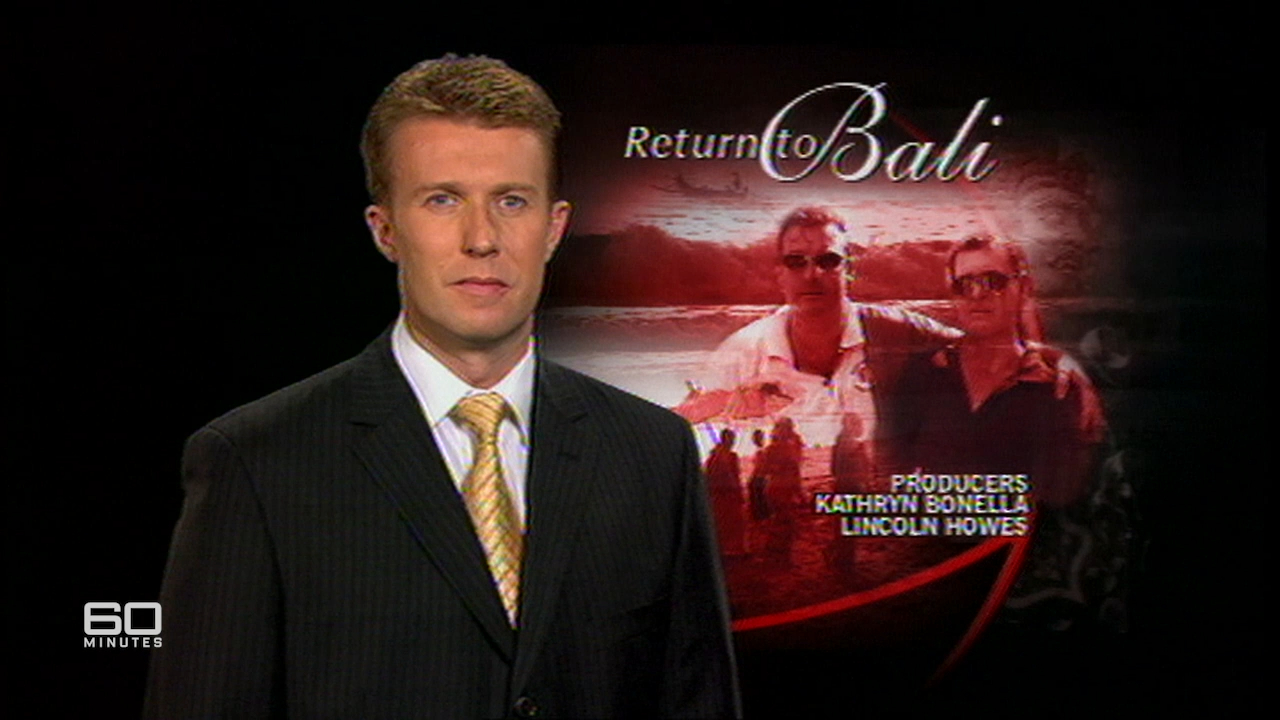 Return to Bali (2003)