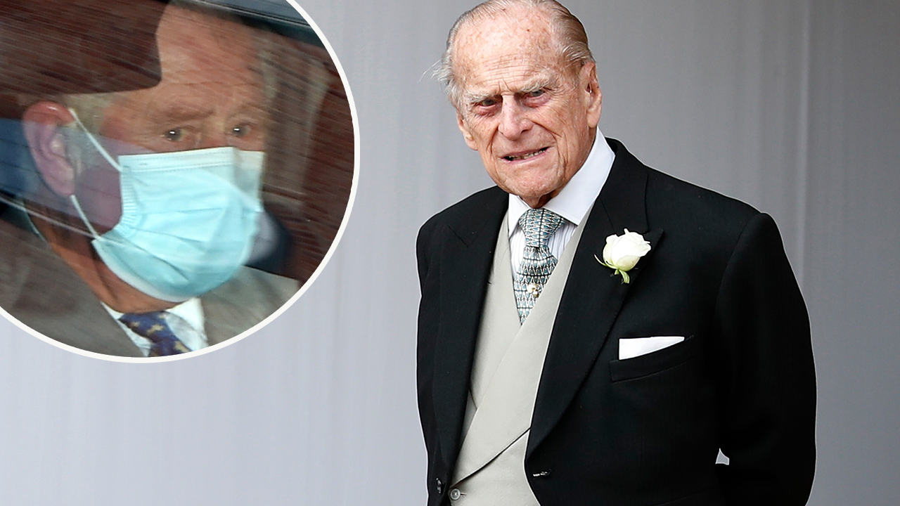 Concerns for Prince Philip's health grows