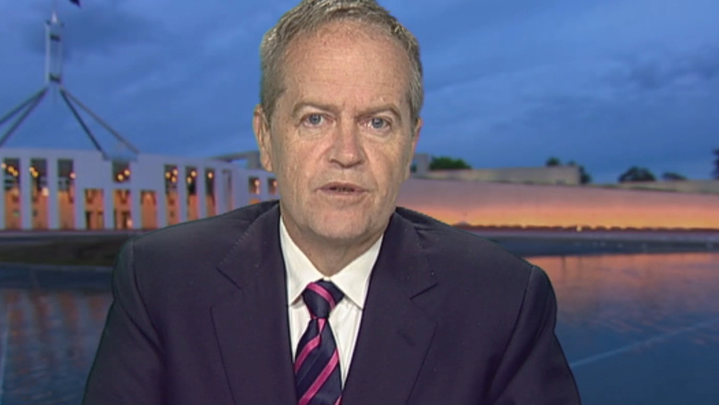 Bill Shorten says Parliament House needs to step up and help women 'feel safe'