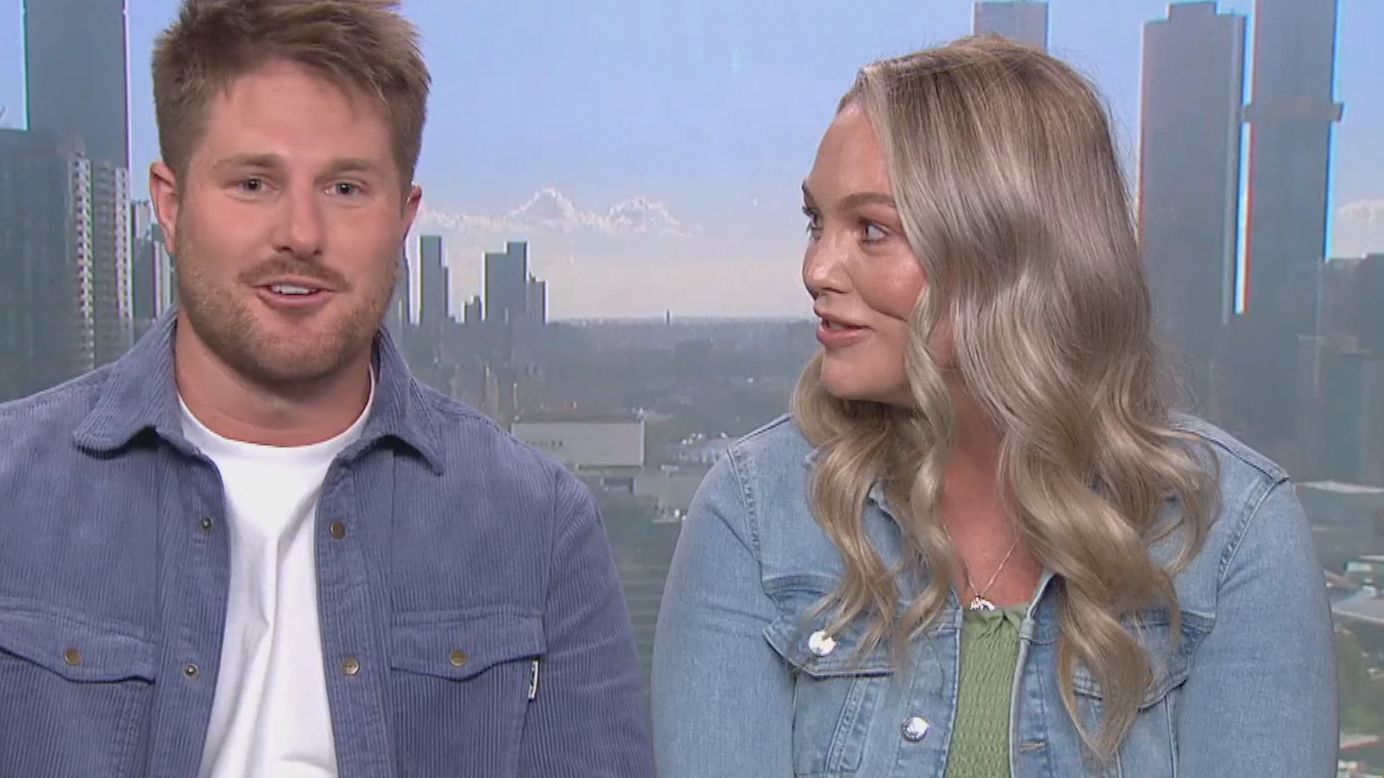'Perfect': Melissa and Bryce open up about their connection