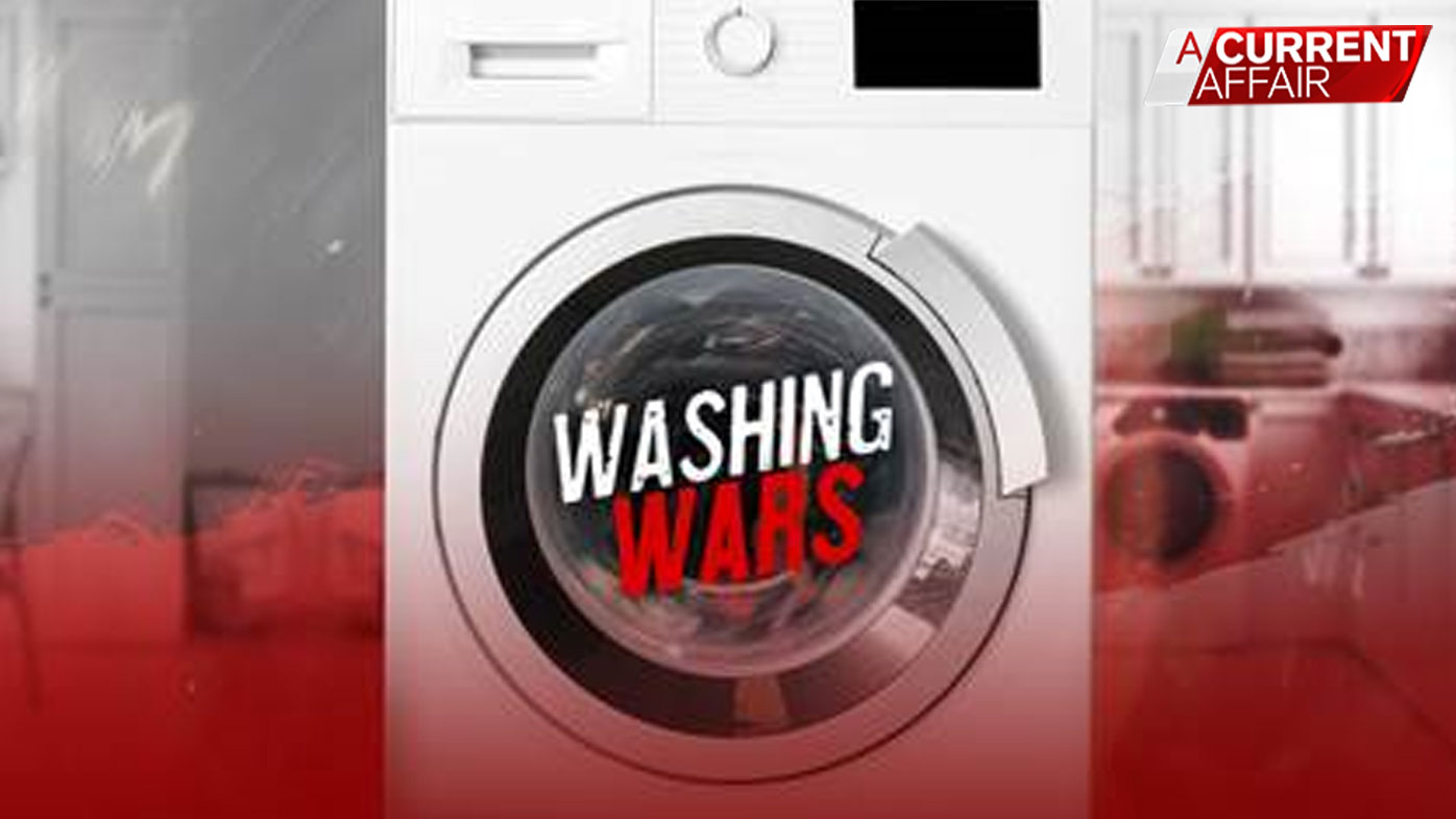 Chilling recordings reveal attempted murder over a load of washing