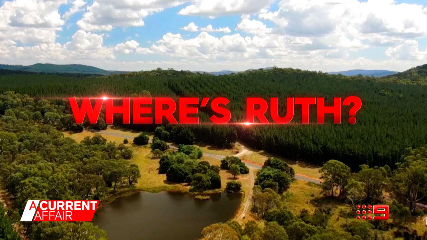 Where's Ruth?