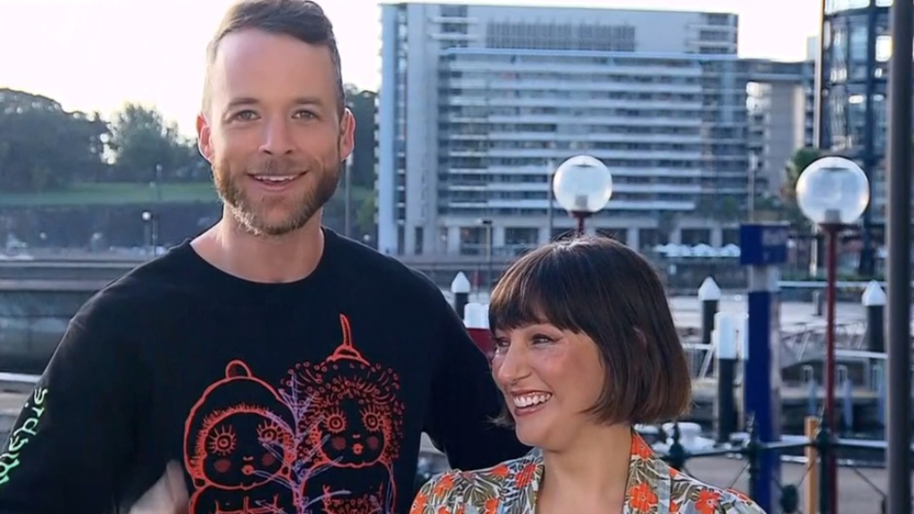 Hamish Blake and Zoë Foster-Blake open up about Sydney life after interstate move
