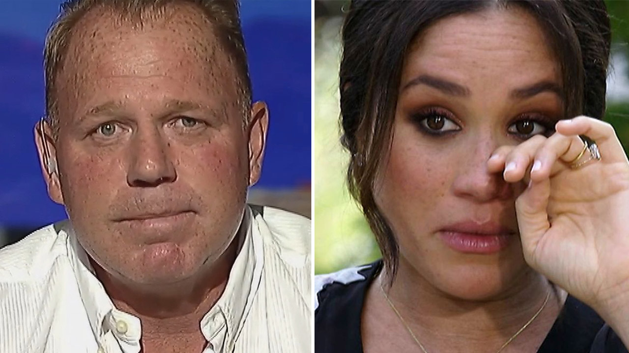 Meghan's brother weighs in on explosive Oprah interview