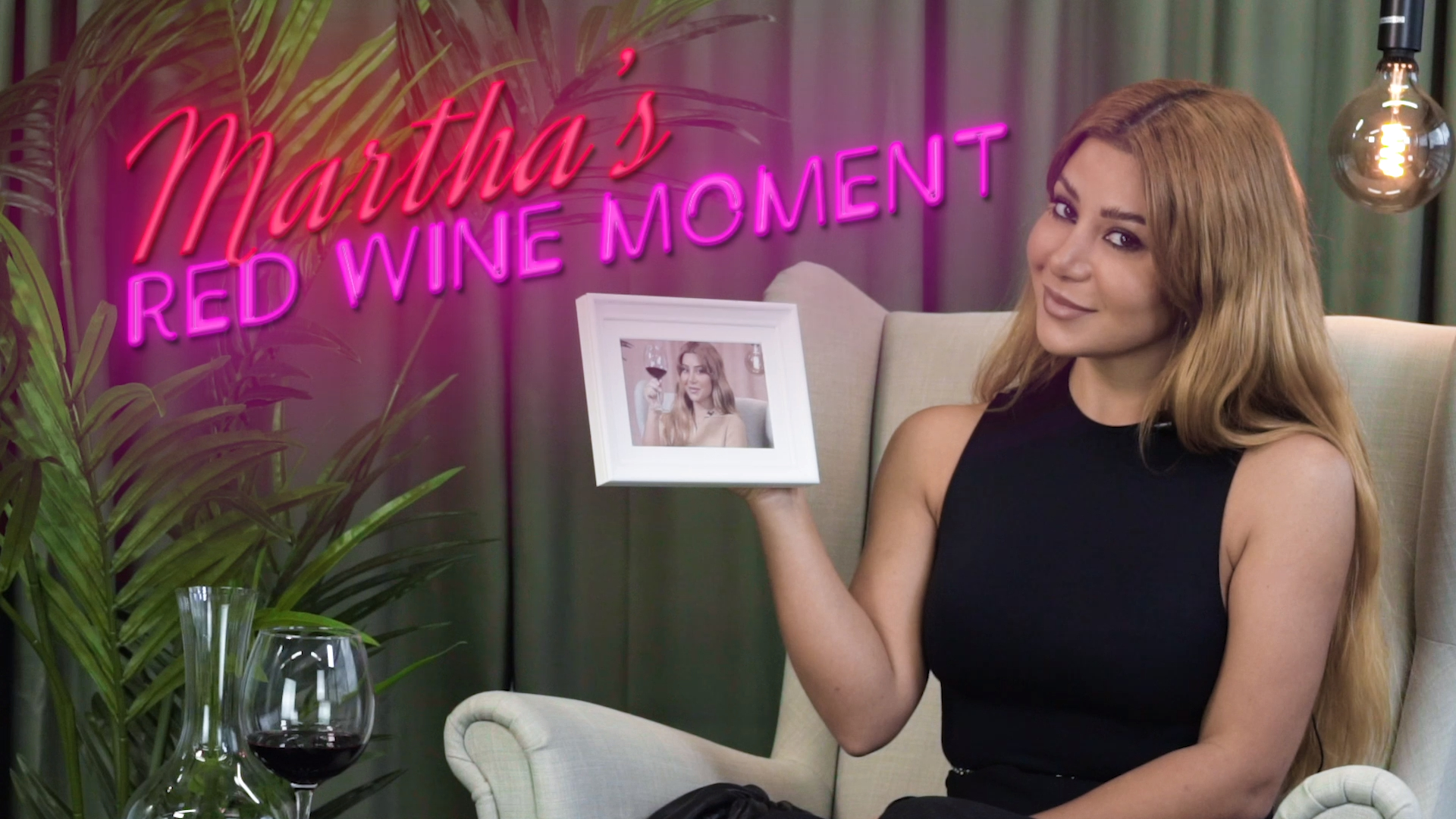 Martha's Red Wine Moment from Dinner Party #2, Season 8