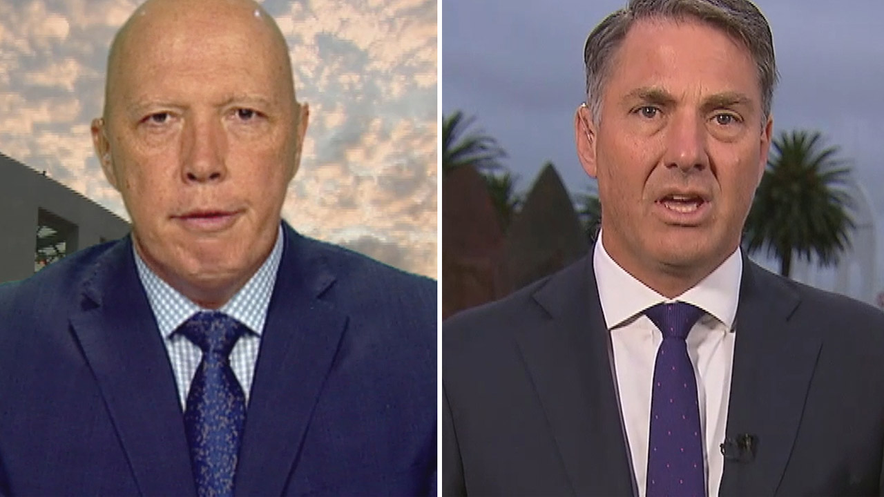 Peter Dutton fires 'shot' at political rival amid criticism of vaccine rolloit