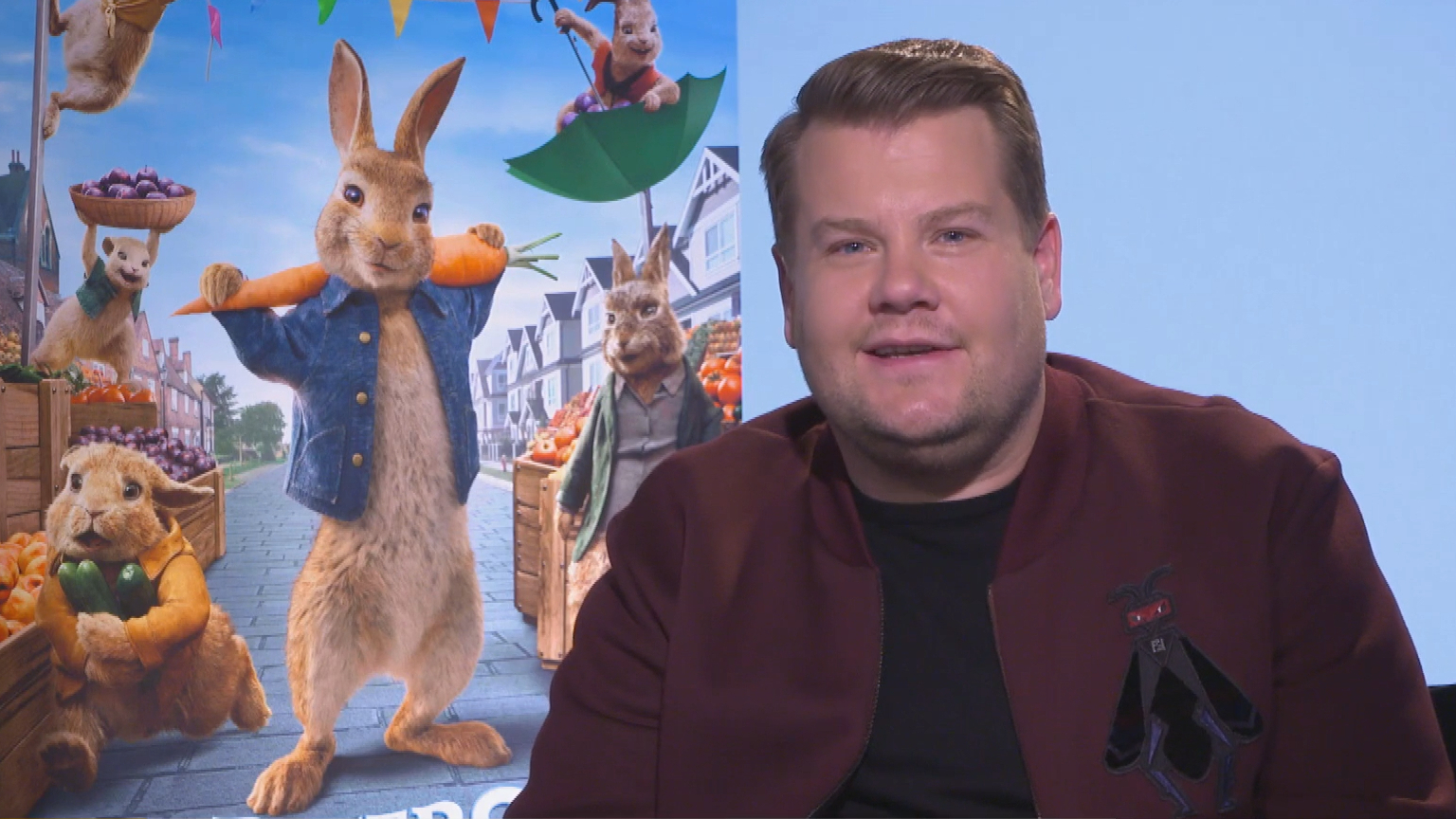 James Corden is on a mission to get 'credibility' with his kids