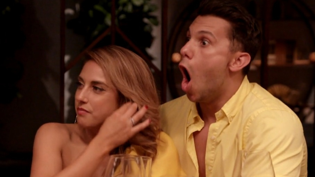 Explosive Dinner Party kicks off the final weeks of MAFS