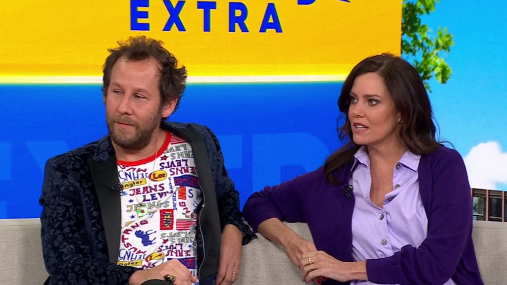 Ione Skye and Ben Lee talk life Down Under