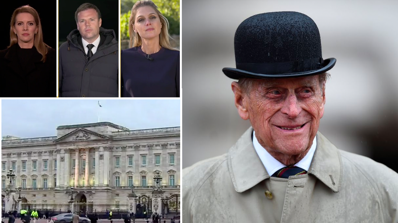 World reacts to death of Prince Philip