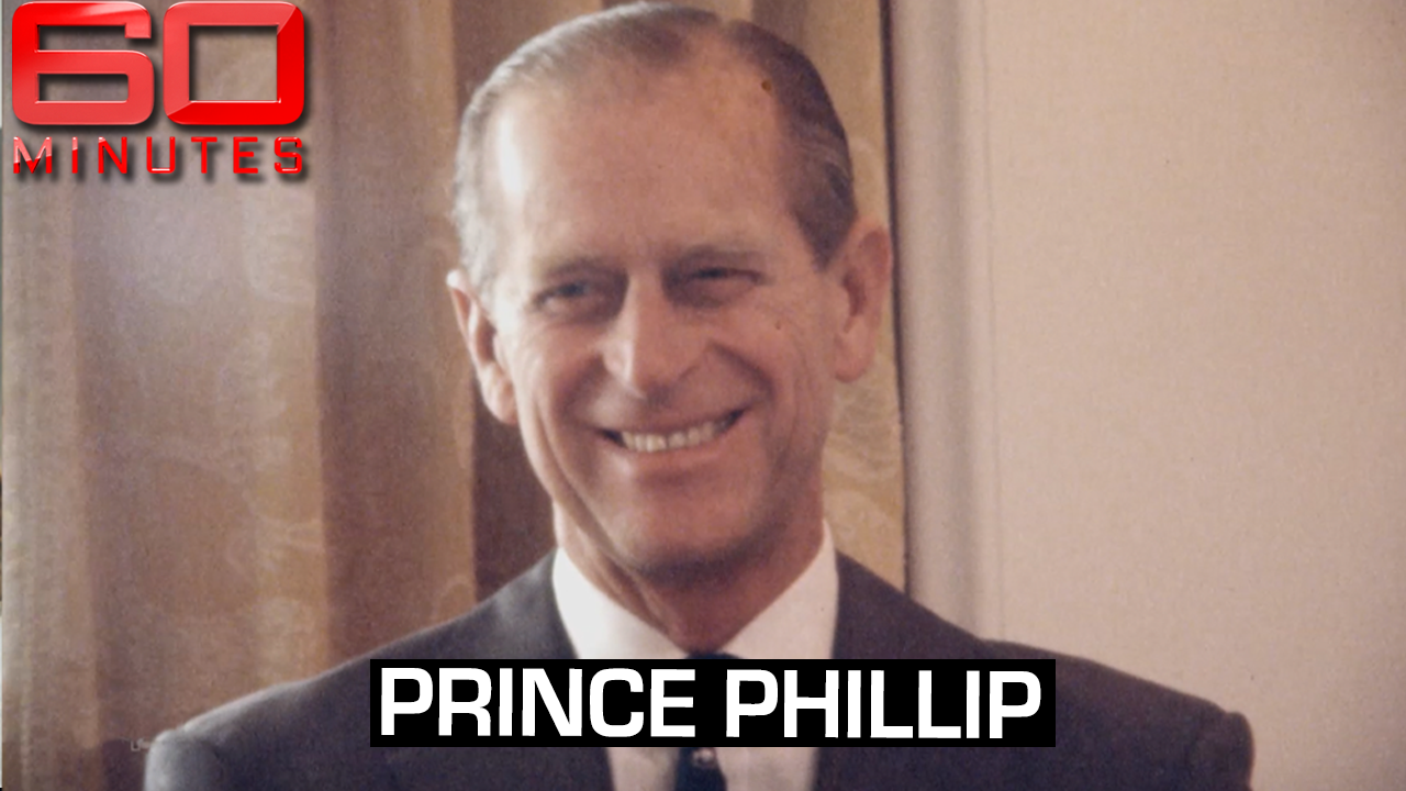 HIS ROYAL HIGHNESS, PRINCE PHILLIP