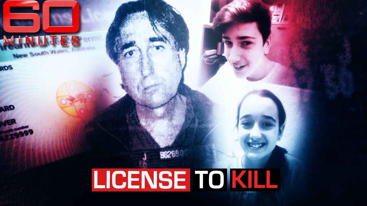 License to Kill: Part one