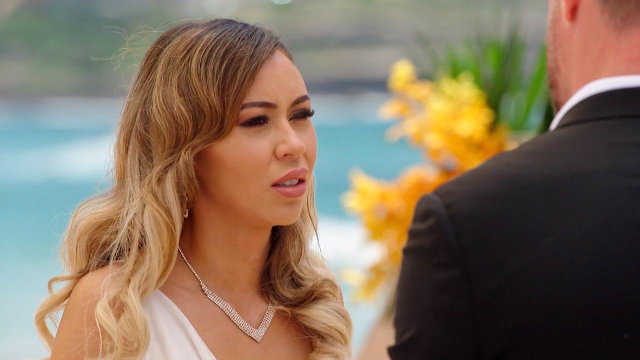Alana's split-second decision stuns Jason during her Final Vows