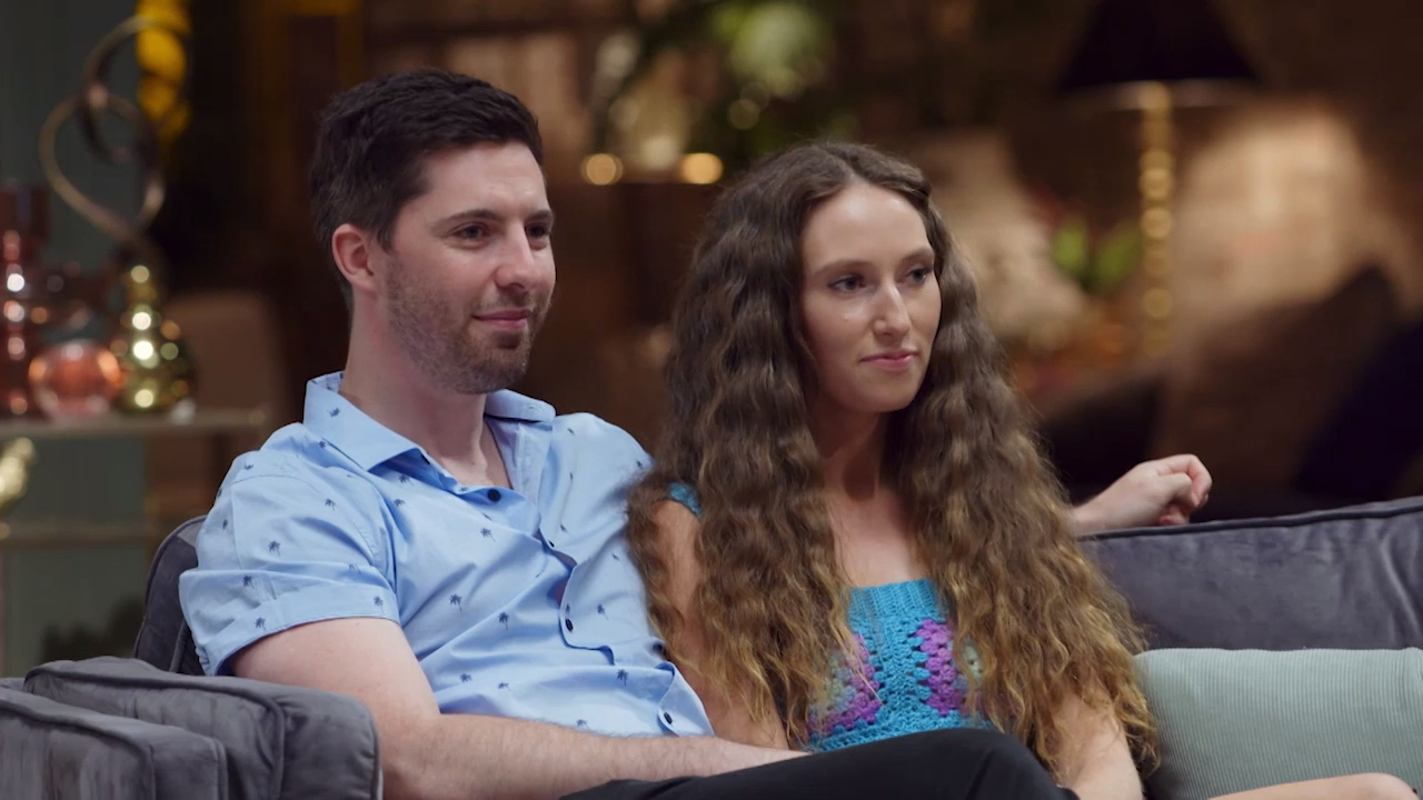 Patrick and Belinda reveal how their relationship has grown outside of the experiment
