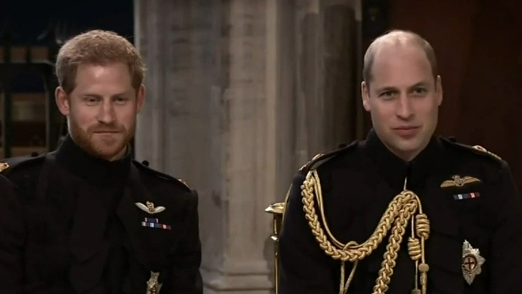 'Little likelihood' of face-to-face between Harry, William and Charles