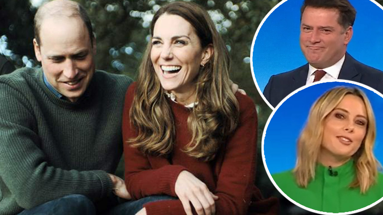 New Kate and William video divides Today hosts