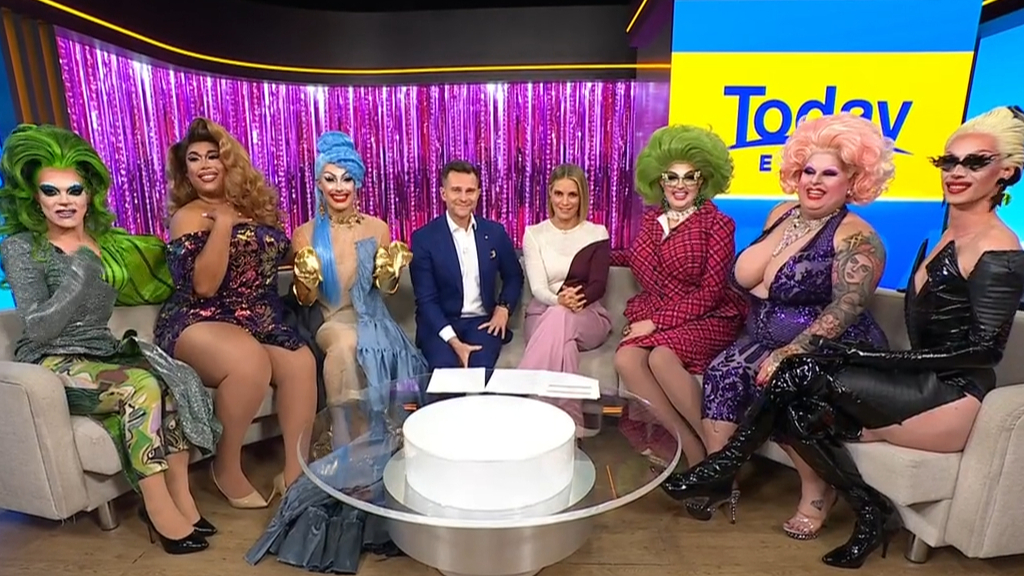 'Hell of a ride': Drag Race Down Under is here