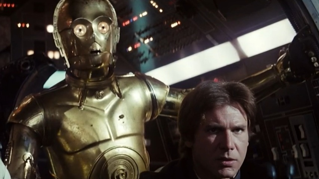 C-3PO drops in on Today for special chat