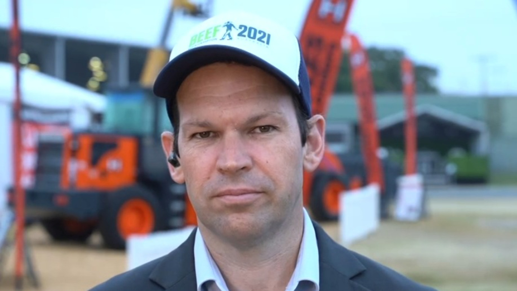 Matt Canavan urges Federal Government to 'put things in persepective'