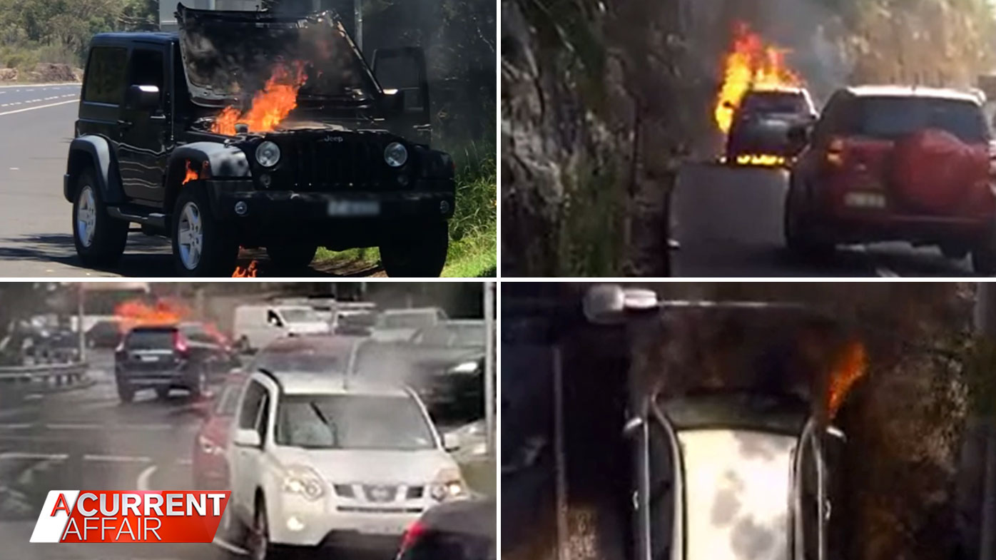 Aussies urged to check vehicles after spate of car explosions