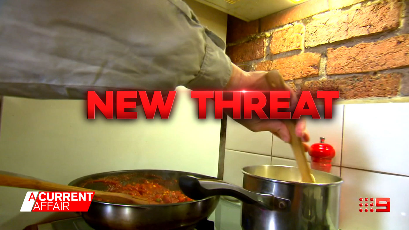 The potential danger lurking in Aussie kitchens