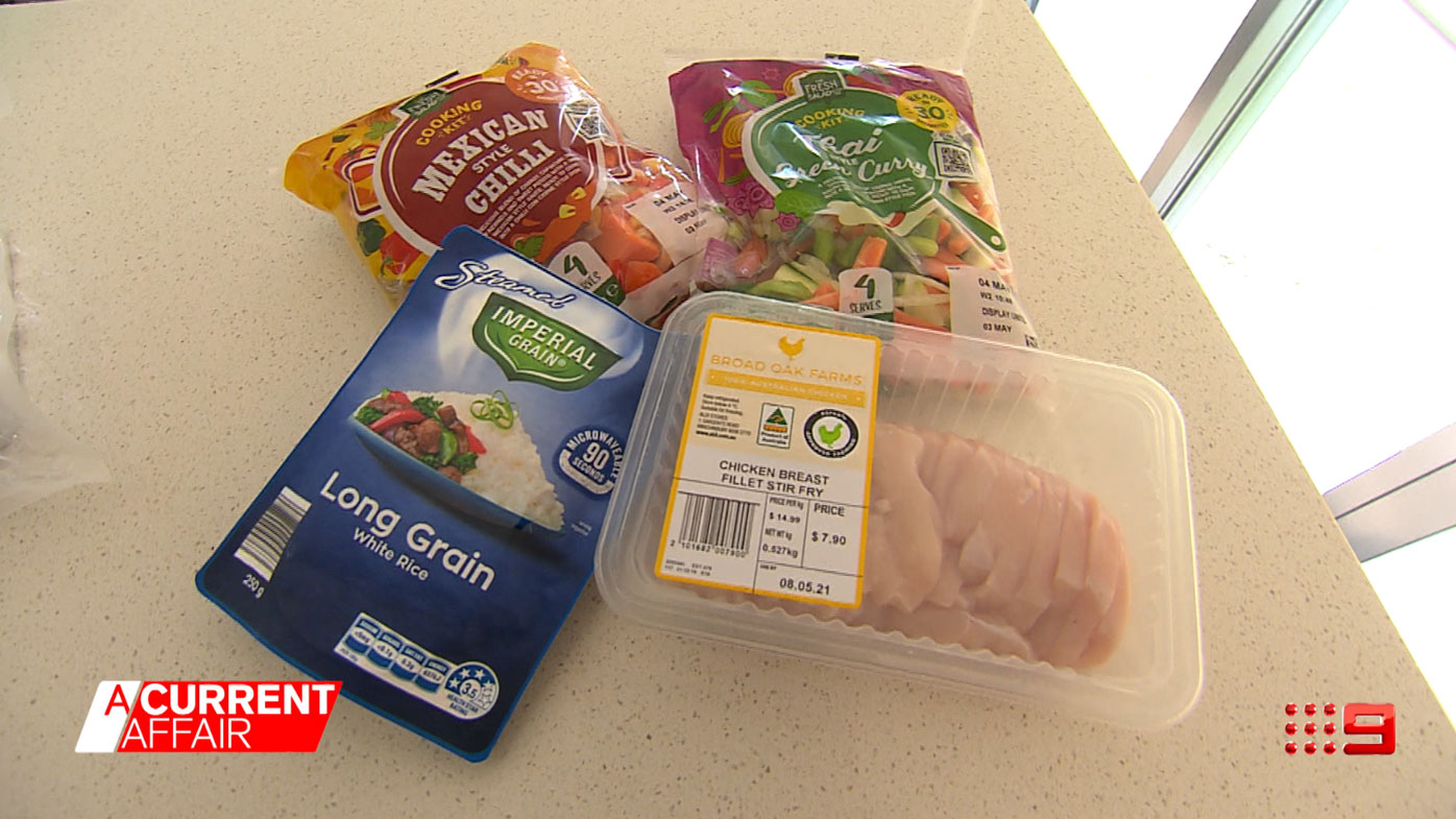 Aldi's convenient new customisable meal kits put to the test