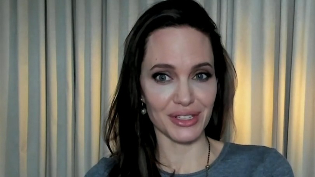 Angelina Jolie takes on fiery new role in action-packed thriller