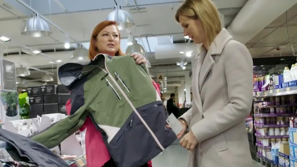 Exclusive look at Aldi's bargain snow gear