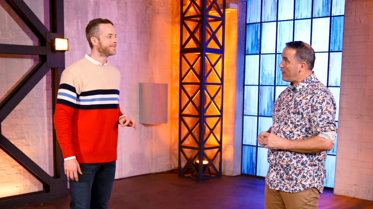 Episode 12 Recap: Hamish Blake and Brickman reflect on the Colour Your World builds