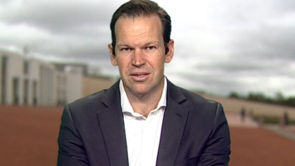 Matt Canavan warns 'Pandemic Budget' weakens Australia's position with China