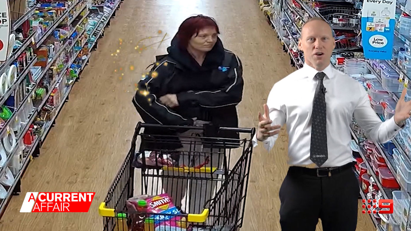 Supermarket boss' cheeky approach to keeping his store crime-free