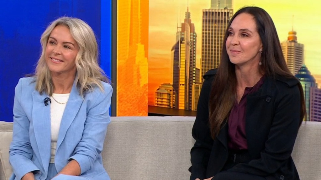 Janine Allis and Lorna Jane Clarkson spill details about Celebrity Apprentice