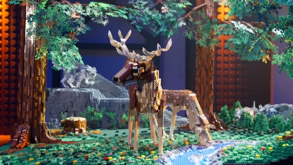 David and Gus' The Forest build revealed