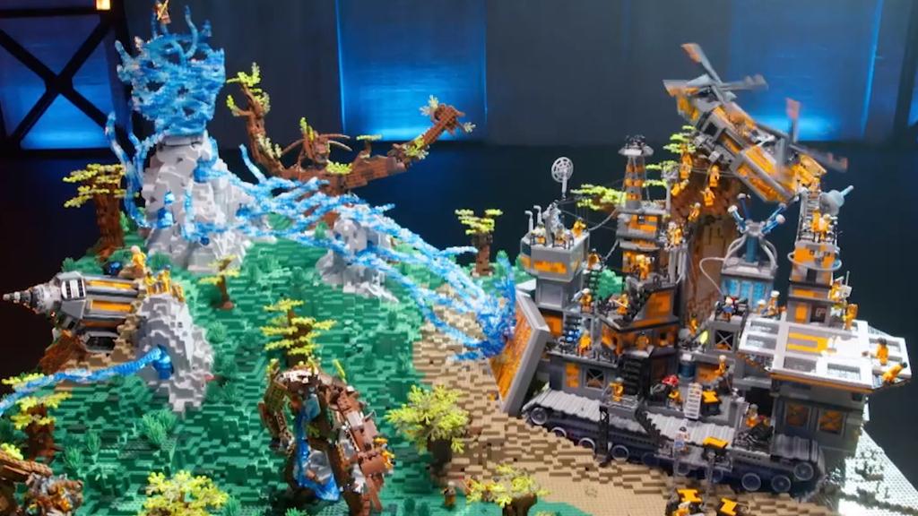 Scott and Owen's Engineers Versus Hippies build revealed