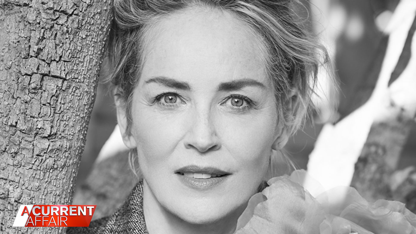 Sharon Stone's exclusive TV interview with A Current Affair - part two