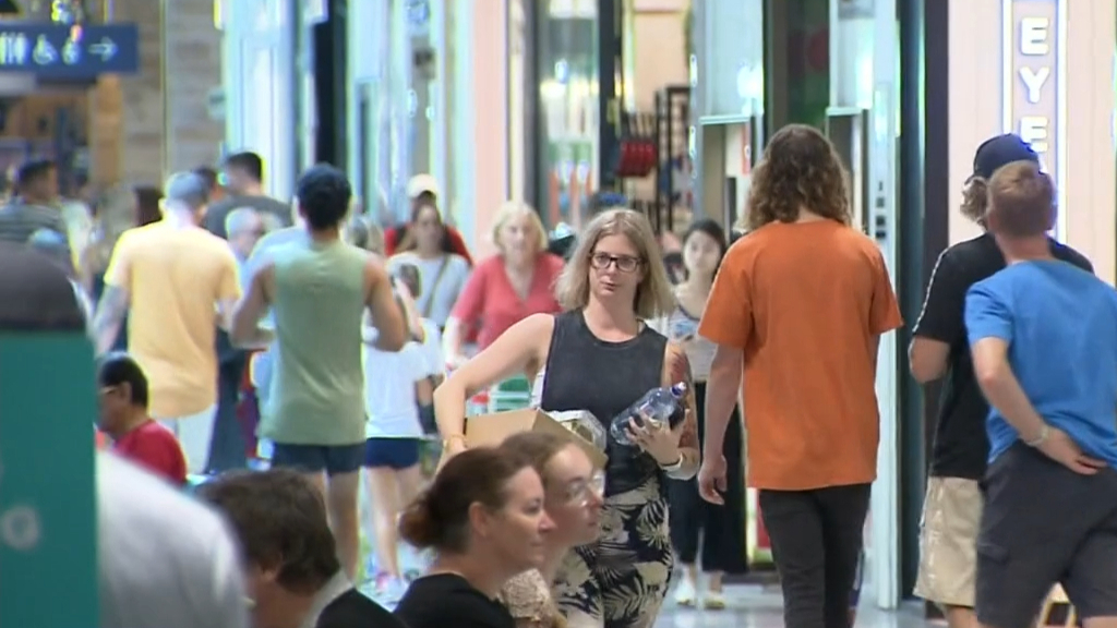 'Australians cashed up, and ready to spend'
